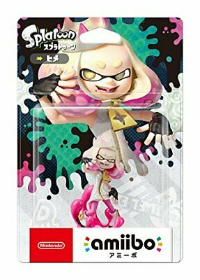 AU131.78 • Buy Amiibo Splatoon Pearl Hime Game Figure Toy For Nintendo Switch New 2018