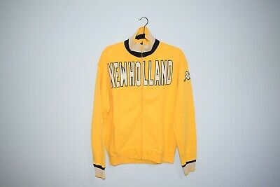 Kappa Track Jacket XL Yellow Vintage New Holland Good Condition  • 15.99£