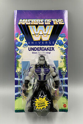 $46.40 • Buy WWE Masters Of The Universe Undertaker Action Figure - NEW, IN-HAND