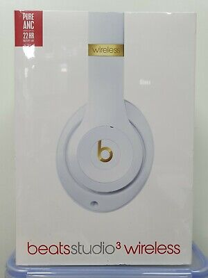 Brand New Sealed Beats By Dre Studio 3 Wireless Bluetooth Over-ear Headphones • 159.99£