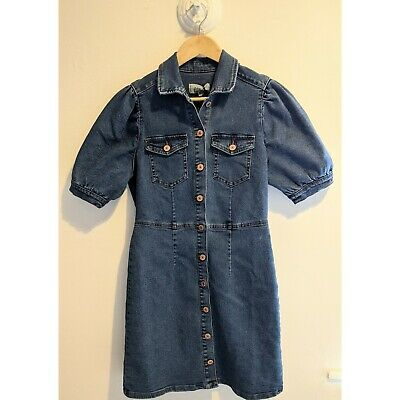 New Look Denim Dress New With Tags • 5£