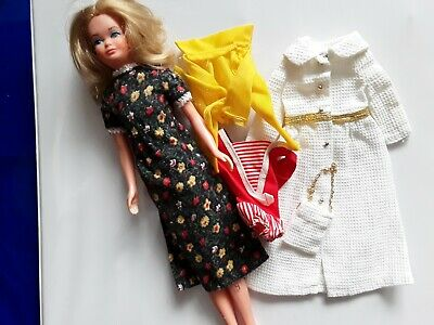 $ CDN18.99 • Buy Vintage Barbie Skipper Doll Lot With White Bright Sparkling #3374, 1972 Exc.