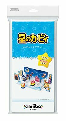 AU77.33 • Buy Amiibo Diorama Decoration Kit Kirby Star For Nintendo 3DS Wii U New From Japan