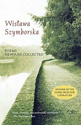 Poems: New And Collected, Paperback  By Wislawa Szymborska • 14.03£