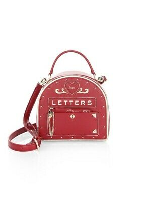 $ CDN306.20 • Buy NWT Kate Spade Yours Truly Mailbox Bag Valentine's Day