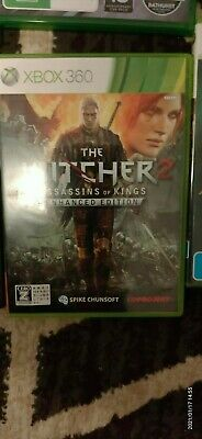 AU30 • Buy The WITCHER 2 Assassins Of Kings *ENHANCED EDITION* XBox 360 - NTSC-J