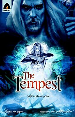The Tempest, Paperback,  By William Shakespeare • 10.91£