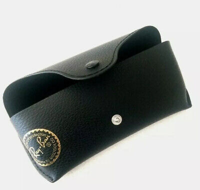 AU17.99 • Buy NEW Genuine Ray Ban Black Sunglasses Eyeglasses Case Only