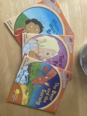 Oxford Reading Tree Phonics Book Songbirds By Julia Donaldson Stage 6, 3 X Books • 2£