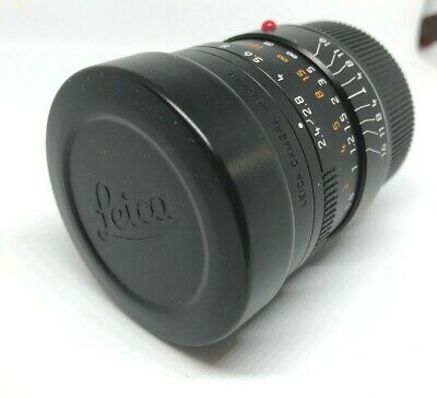 Leica Summarit-M F2.4 / 35mm ASPH Lens • 999£