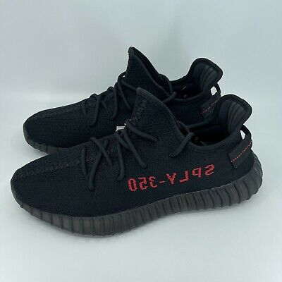 $ CDN478.56 • Buy Yeezy Boost 350 V2 Bred 2020 Size 11 CP9652 In Hand✅ Ships Now📦