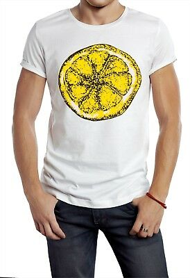 Lemon T-shirt I Wanna Be Adored Stone Roses Ian Brown 80s 90s Retro Tee Music • 8.99£