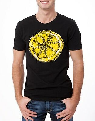Lemon T-shirt I Wanna Be Adored Stone Roses Ian Brown 80s 90s Retro Tee Music B • 9.99£