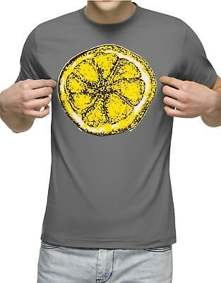 Lemon T-shirt I Wanna Be Adored Stone Roses Ian Brown 80s 90s Retro Tee Music G • 9.99£
