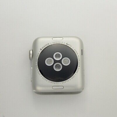 $ CDN31.83 • Buy Apple Watch Series 3 Nike + 42mm Silver GPS + Cellular PARTS ONLY Untested