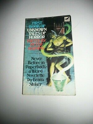 Peter Haining - First Book Of Unknown Tales Of Horror - Mews Books - 1976 Horror • 25£