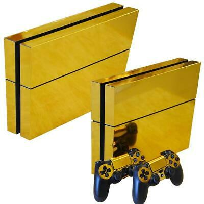 AU16.79 • Buy For PS4 Playstation 4 Skin Wrap Sticker Decals Cover Console + 2 Controller Set