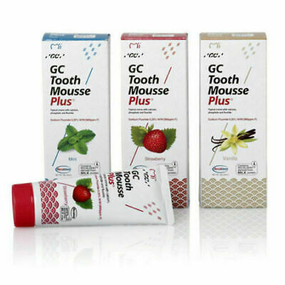 AU24.28 • Buy GC Tooth Mousse Plus Topical Tooth Whitening Cream Global Version Of MI Paste