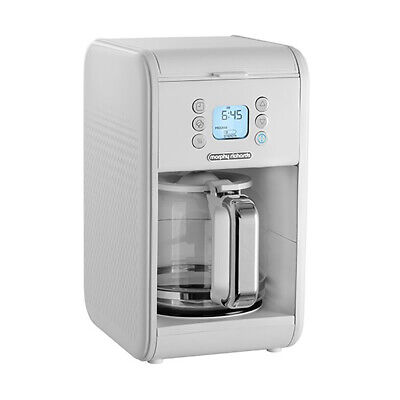 £55 • Buy Morphy Richards 163007 Pour Over Filter Coffee Machine In White | Brand New
