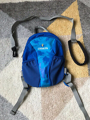 Little Life Toddler Backpack With Saftey Harness And Reins • 8£