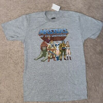 $14.99 • Buy NWT Men's He-Man Masters Of The Universe T-shirt Size Medium