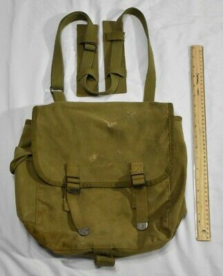 $120 • Buy WW2 USMC Canvas Field Bag