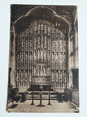 1918 Oxford All Souls College, FRITHS SERIES. Combine Postage Mm89 • 0.59£