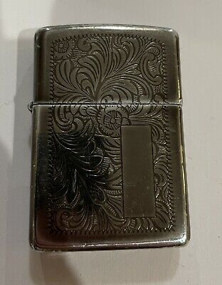 AU43 • Buy Vintage Zippo Lighter Engraved