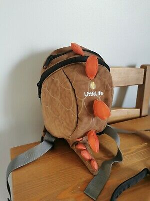 Littlelife Dinosaur Backpack With Reins • 2£