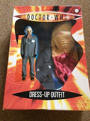 DOCTOR WHO OOD Fancy Dress Costume New Age 5 To 6 BNIP • 29.99£