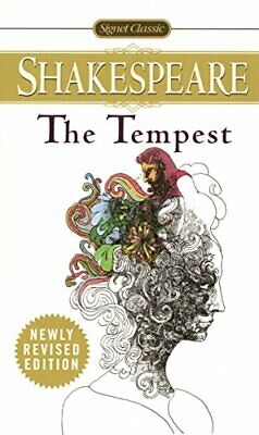 The Tempest, Paperback,  By William Shakespeare • 6.88£