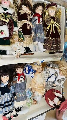$ CDN362.99 • Buy Porcelain Doll Lot