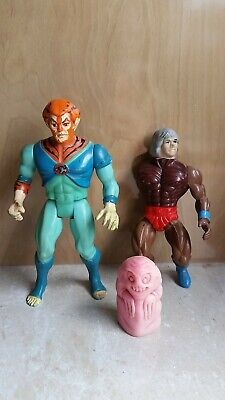 AU13 • Buy Thundercats Tygra Vintage Figure 1985 He-man The Real Ghostbusters Ghost Kenner
