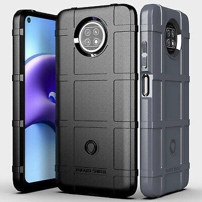 AU6.04 • Buy For Xiaomi Redmi Note 9T 5G, Luxury Shockproof Rugged Shield Armor TPU Case Cove