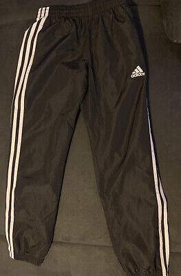 AU5 • Buy Adidas Girls Tracksuit Pants - Size 9-10 Years Pre- Owned