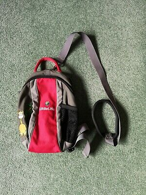 Little Life Toddler Backpack With Reins • 3.50£