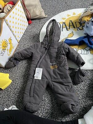 Whinnie The Pooh Snow Suit 3-6months • 2£
