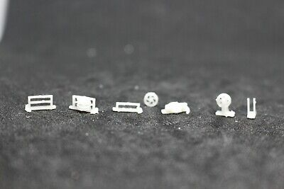 Model Railway Signaling Pulleys And Bracket Kit - 4mm Scale (OO, EM And P4) • 6.25£