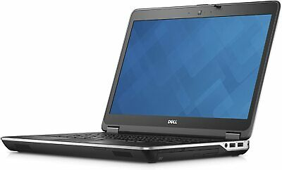 DELL LATITUDE E6440 Laptop Intel I5 4200M 4GB RAM 128GB SSD Win10Pro Webcam HDMI • 169£