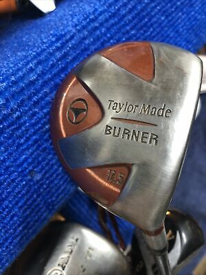 Taylormade Burner 11.5 Degree With Bubble Shaft Driver • 6£
