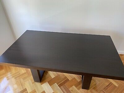 AU600 • Buy 8 Seater Dining Table With Loop Style Legs - 1.8m X 1 M