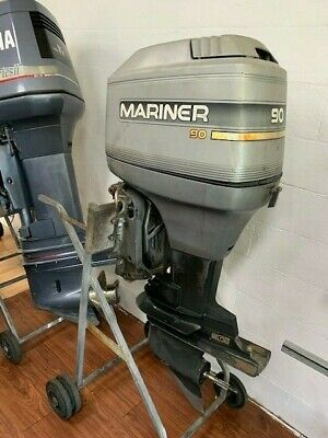 AU4500 • Buy 90hp Mariner Outboard Motor S3023