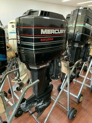 AU4950 • Buy 150hp Mercury Outboard Motor SC