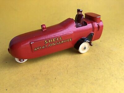 Dinky Toys 60y Thompson Aircraft Refueller Shell • 59£