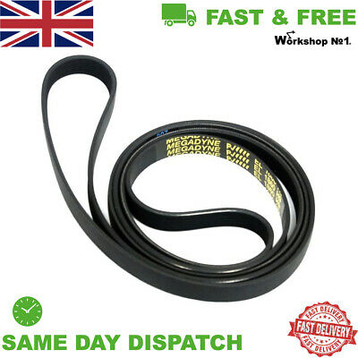 Creda Tumble Dryer Drum Drive Belt Poly-vee Replacement Part 1860 9phe • 7.99£