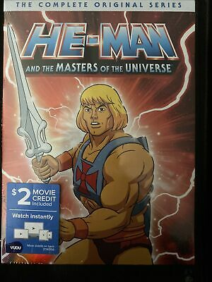 $18.61 • Buy He-Man And The Masters Of The Universe: The Complete Original Series (DVD,...