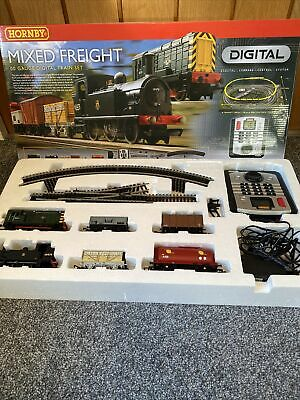 Hornby Mixed Freight R1126 Train Set • 107£