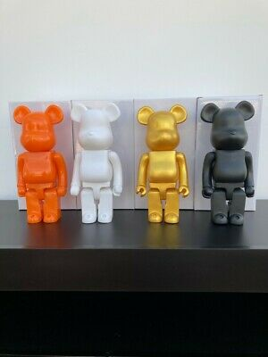 $21.95 • Buy Bearbrick Action Figure Ornament Toy Collection Home Decor 400% 28CM NEW