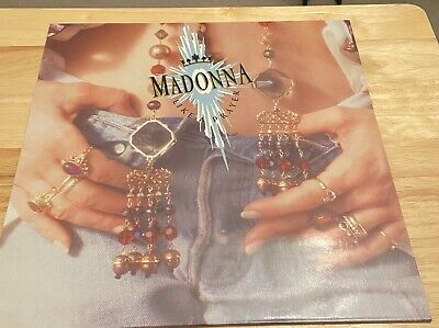 Madonna - Like A Prayer Original 1989 Vinyl Lp (wx239) • 4.99£