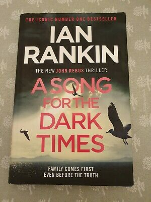 A Song For The Dark Times (2020, Hardcover) Ian Rankin • 5£